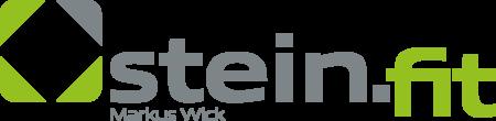stein.fit - Markus Wick - Logo