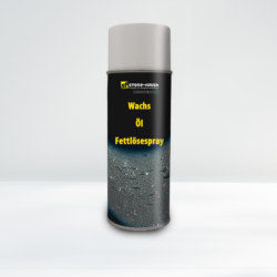Stone Finish SteinRein Wachs Öl Fettlösespray