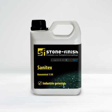 Stone Finish SteinRein Sanitex