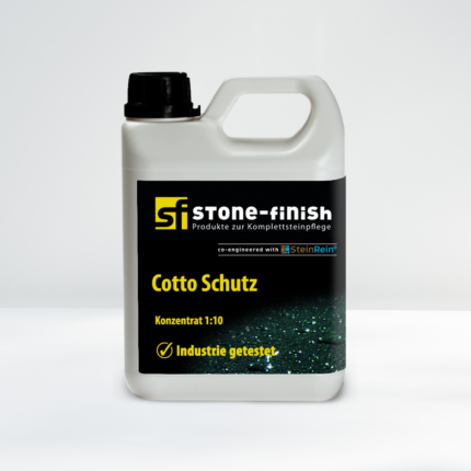 Stone Finish SteinRein Cottoschutz