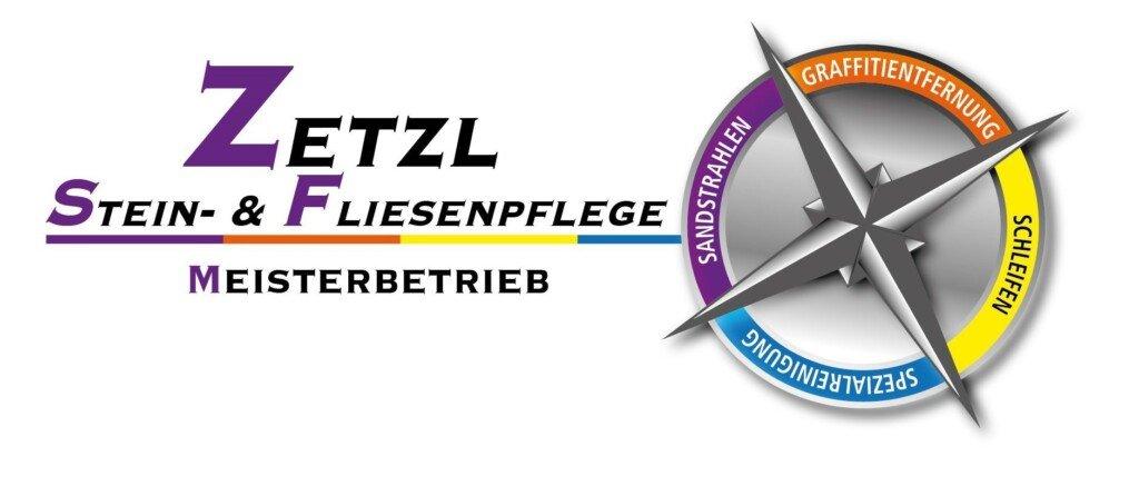 Zetzl - Stein- & Fliesenpflege Meisterbetrieb Logo