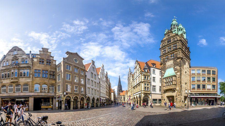 Reinigungsservice in Münster