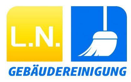 L.N. Gebäudereinigung Logo
