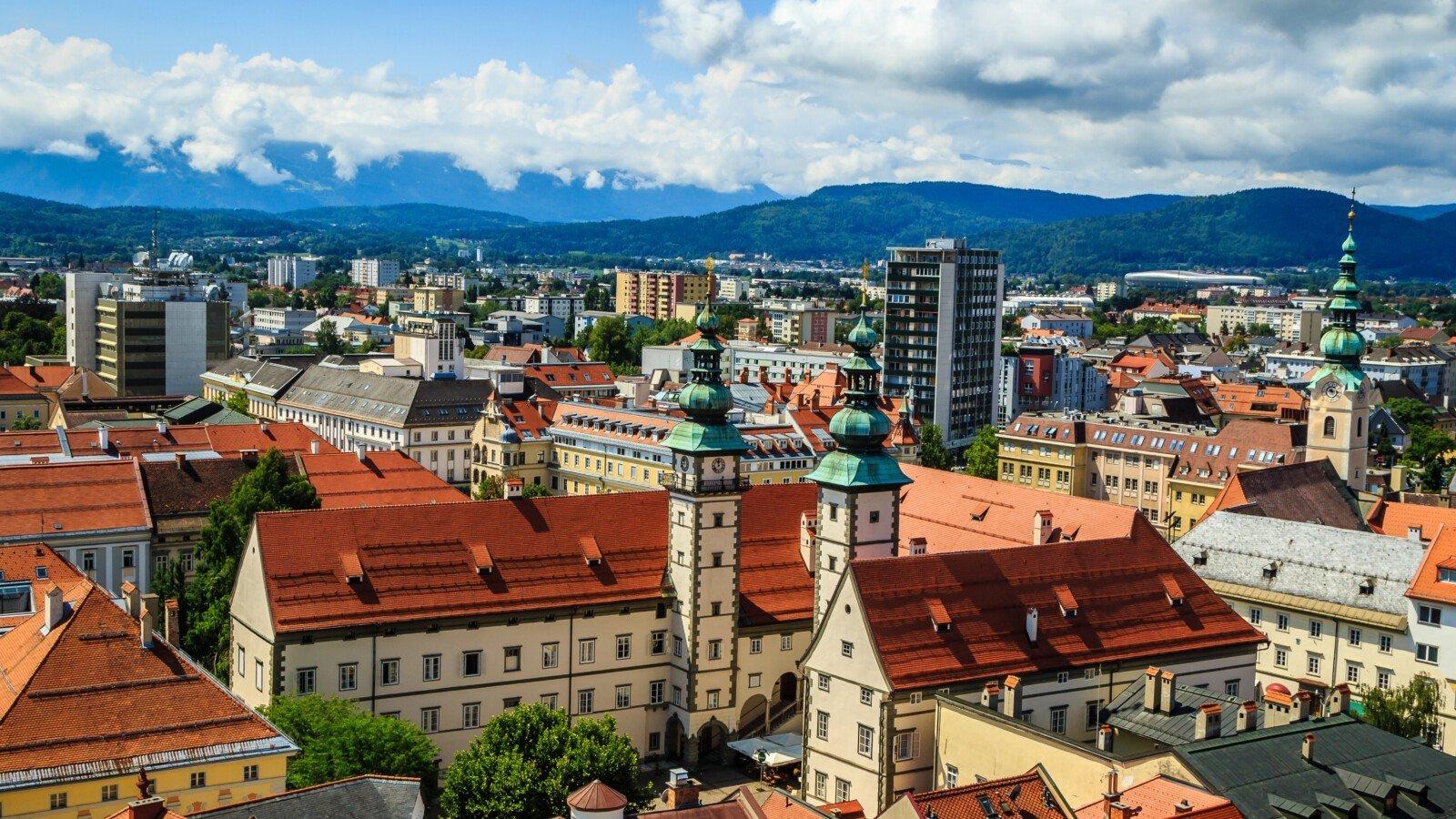 Reinigungsservice Klagenfurt Kärnten
