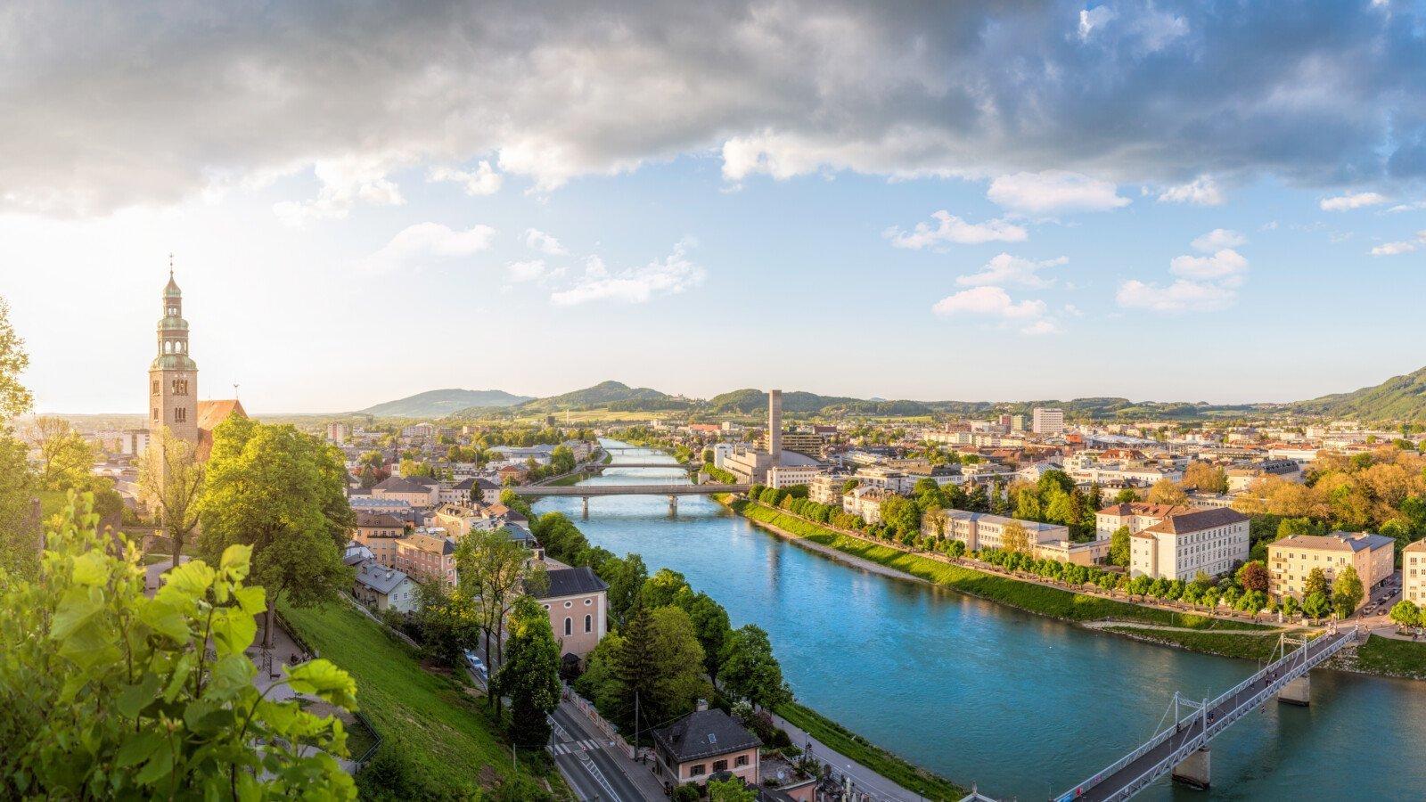 Reinigungsservice in Salzburg