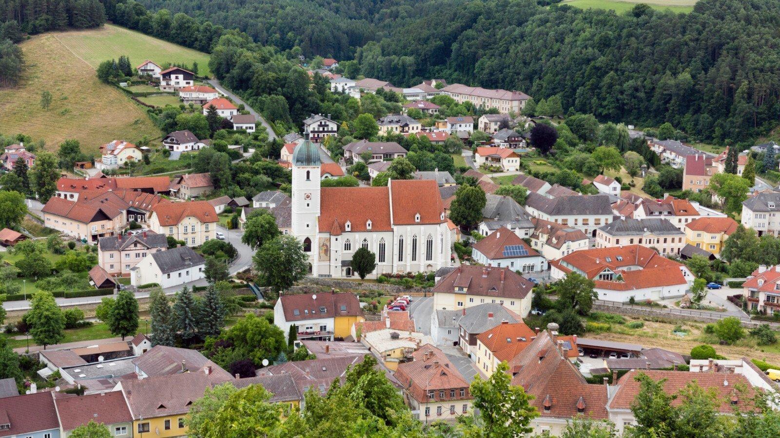 Reinigungsservice Lanzenkirchen Kirchschlag in der buckligen Welt