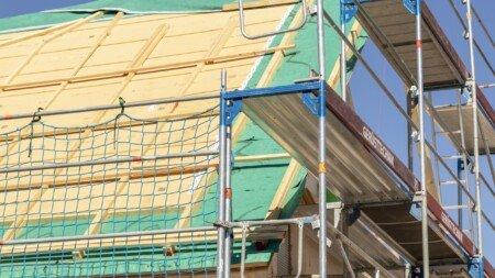 Förderung zur Dachsanierung