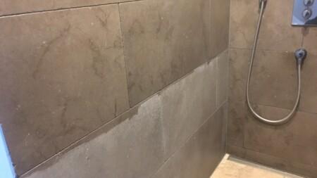 Kalksteinentfernung