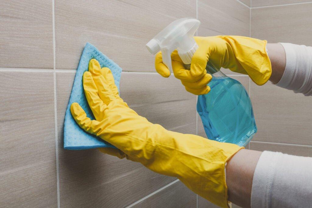 Hausmittel zum Fliesen reinigen